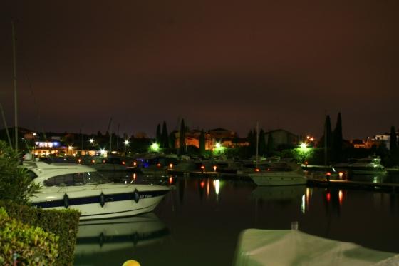 Porto di sera Sirmione
