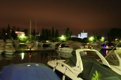 Porto 2 di sera Sirmione