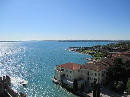 Vista dal Castello Scaligero di Sirmione 2