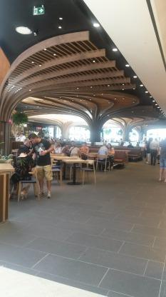 nuova area ristoro oriocenter