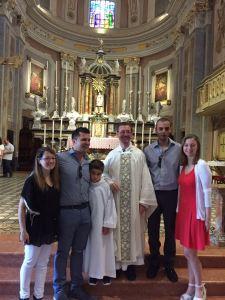 Battesimo da adulti