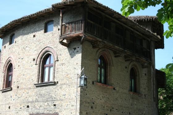 Bifore a Grazzano Visconti