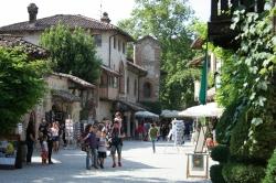 Passeggiata a Grazzano Visconti