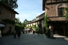 Borgho di Grazzano Visconti