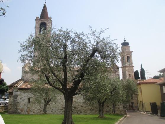 chiesa bardolino
