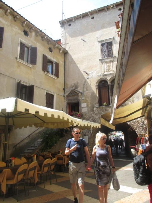 Garda borgo antico