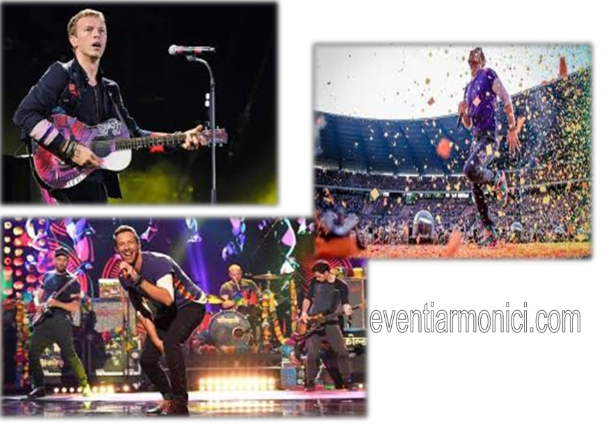 eventiarmonici.com: Coldplay eventi
