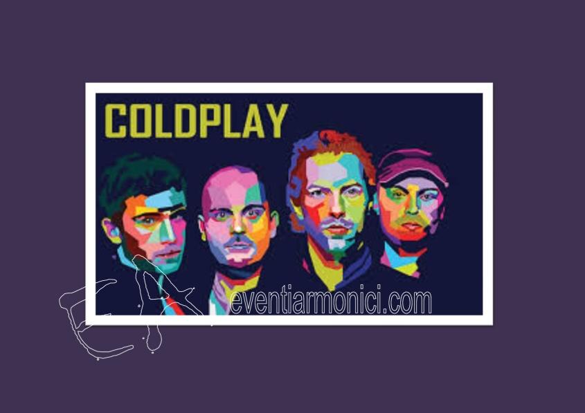 eventiarmonici.com: Coldplay immagini