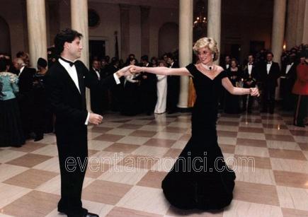 Diana Spencer, serata dei gala