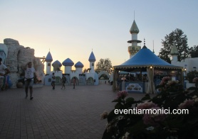 Piazza Souk Gardaland