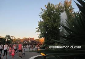 Gardaland fontane