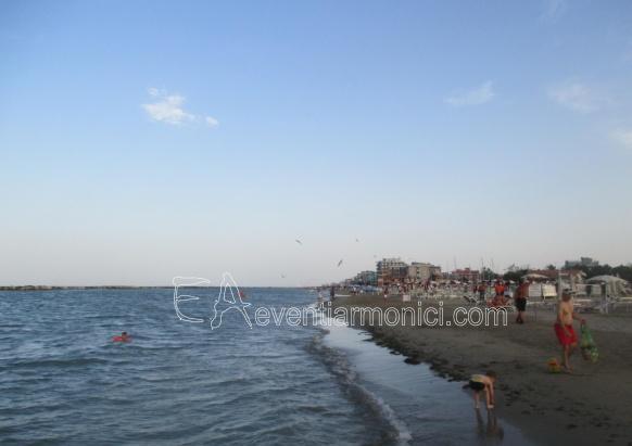 San Mauro a Mare spiaggia