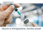 Vaccini e Immigrazione