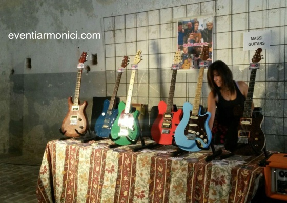 Massi guitars