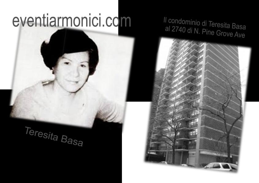 Il caso Teresita Basa e condominio