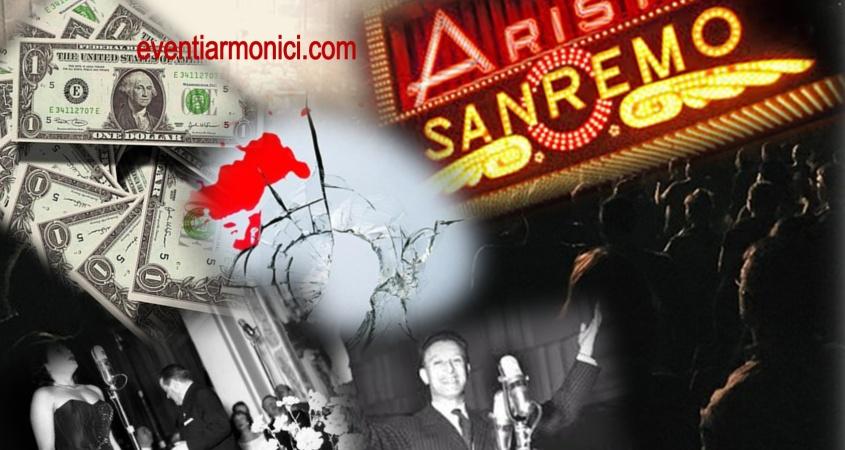 Festival di Sanremo a Sanremo