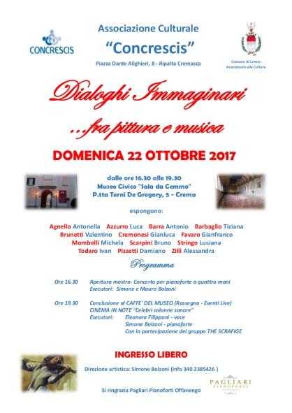 Dialoghi immaginari - Damiano Pizzetti