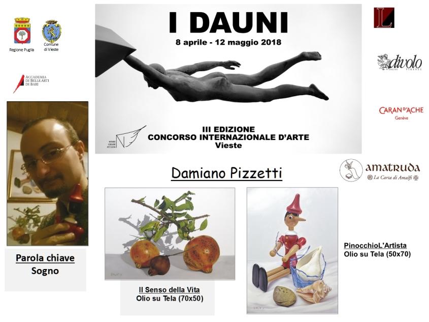 I Dauni 2018 - Damiano Pizzetti