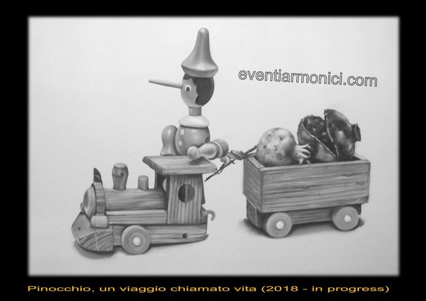 Pinocchio, un viaggio chiamato vita - damiano pizzetti
