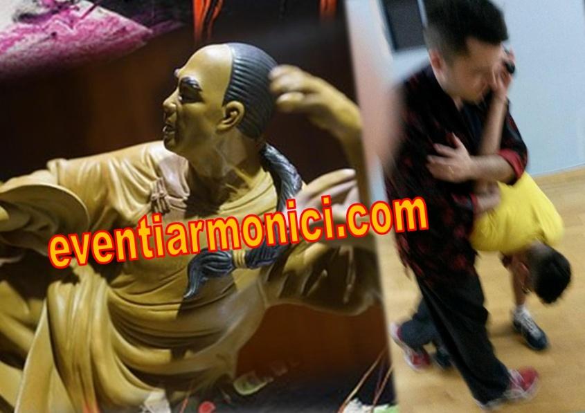 Kung fu e Cina