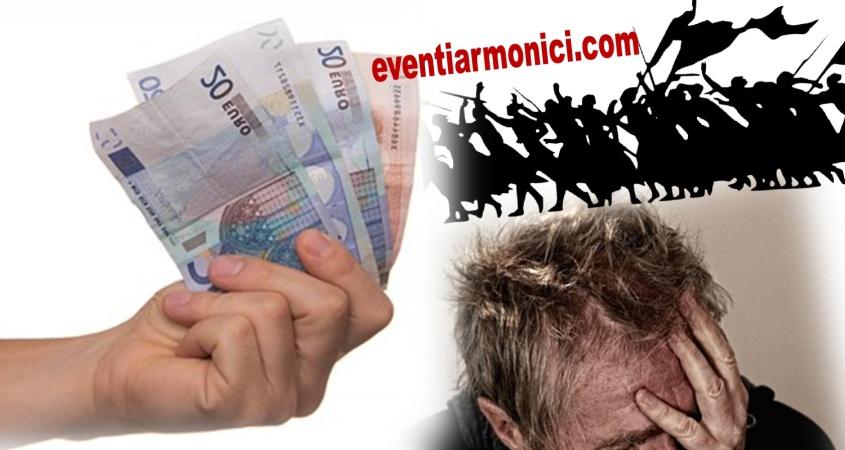 recupero crediti, debiti e banche
