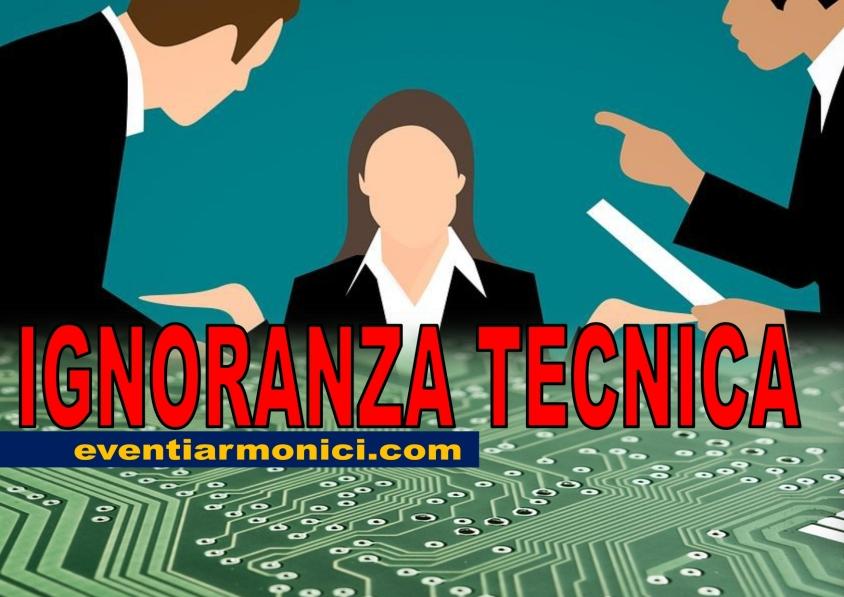 IGNORANZA TECNICA THEOPA