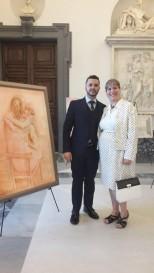 Pasquale Di Matteo con Graziella Moschetta