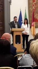 con Daniela Bussolino