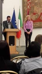 con Silvy Favero