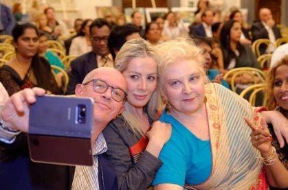 Mauro Massimo Calandra, Erika Incognito, Anna Maria Brazzò