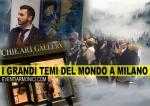 Pasquale Di Matteo vernissage in chie art gallery Milano