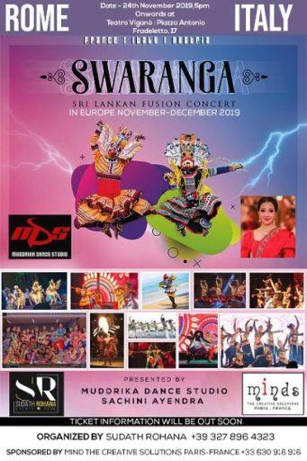 swaranga eventi armonici